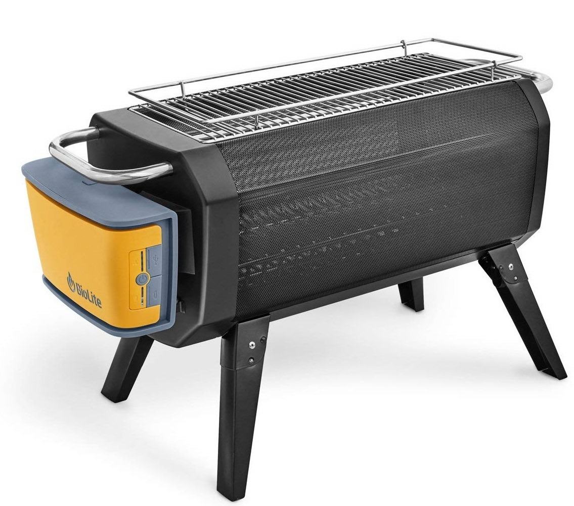 BioLiteFirePit Outdoor Smokeless Fire Pit Grill Review