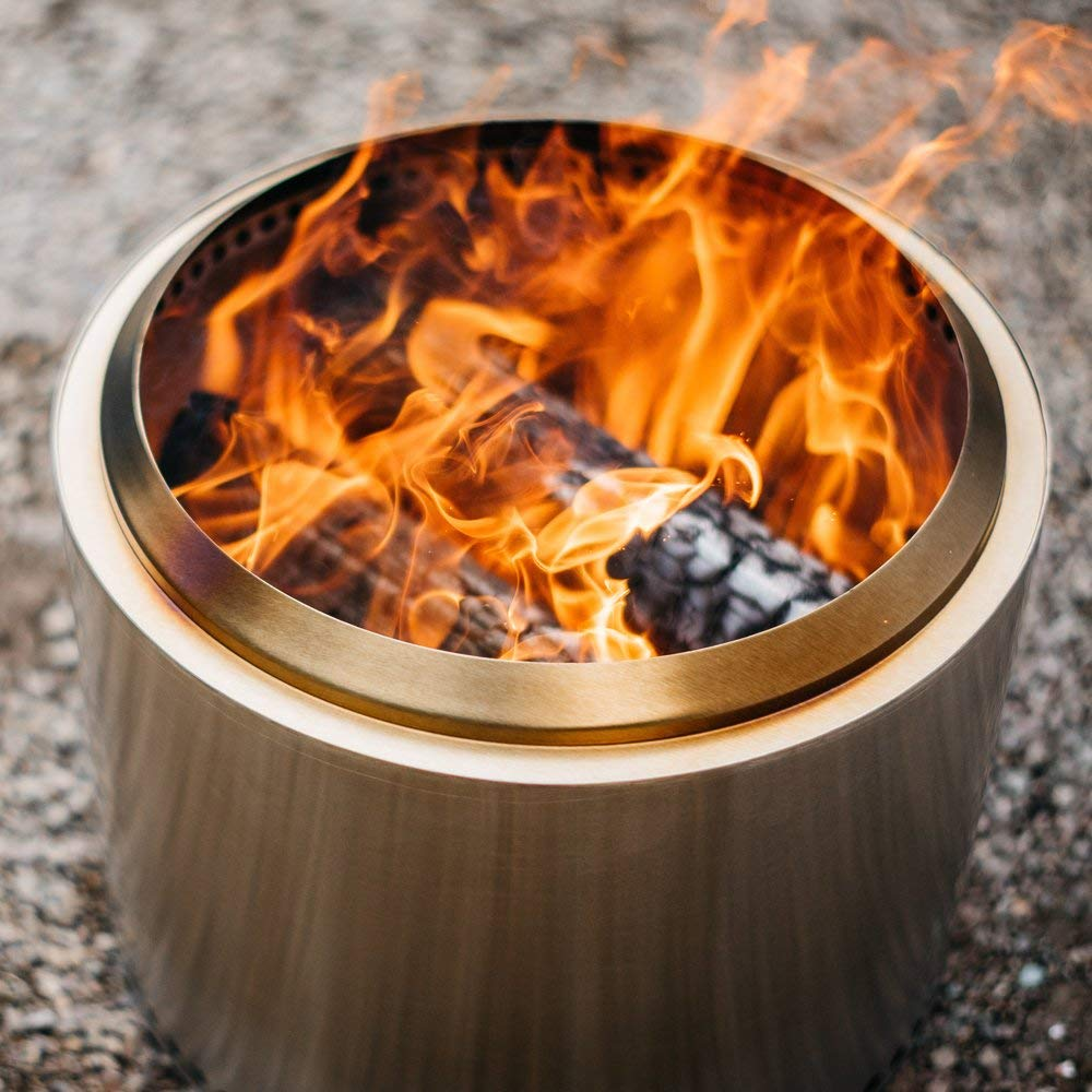 Solo Stove Bonfire Fire Pit Reviews
