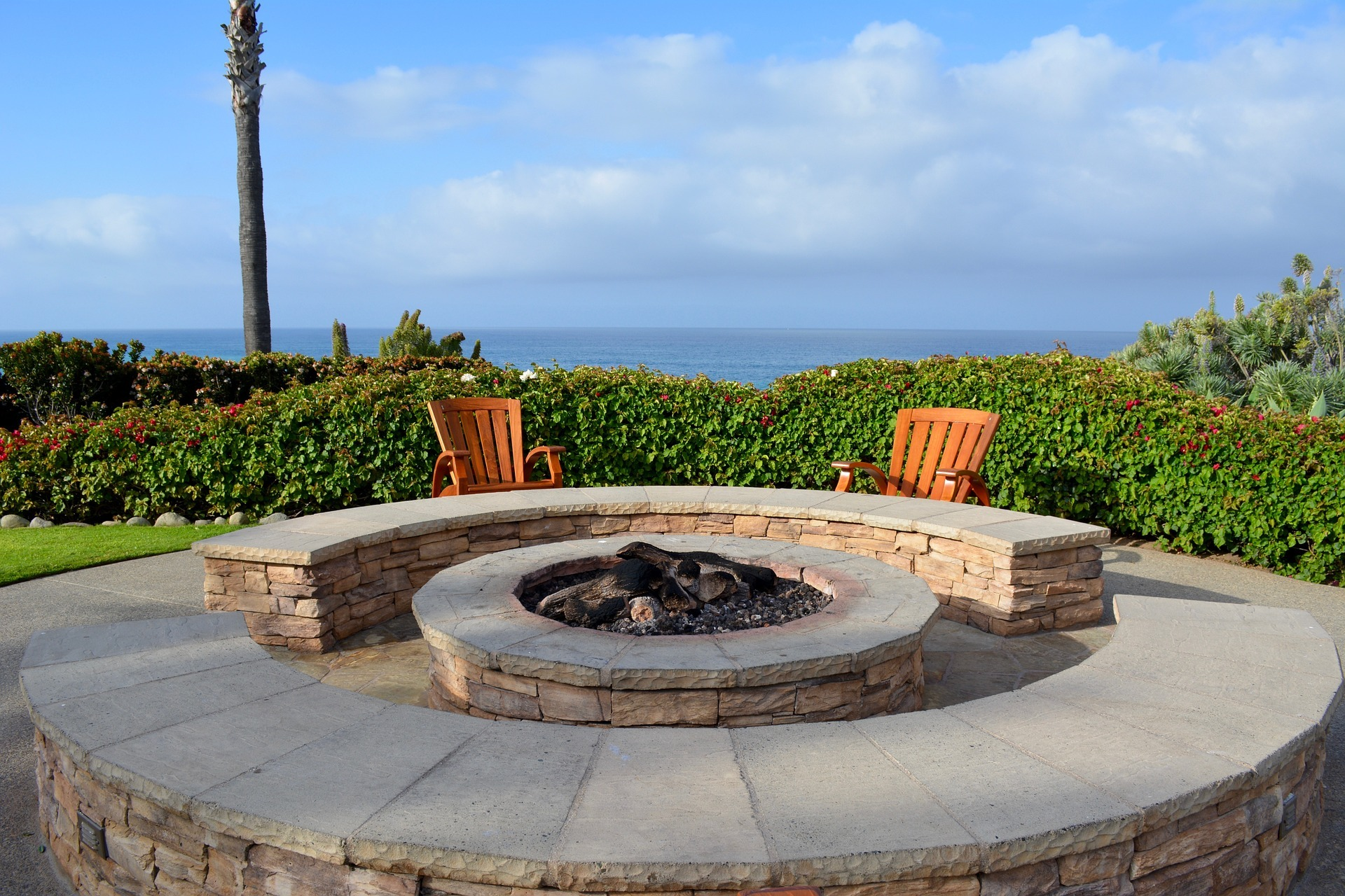 How To Build A Stone Fire Pit Best Fire Pits Reviewed Compared