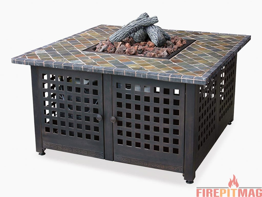 Blue Rhino Summer Fire Pit Table