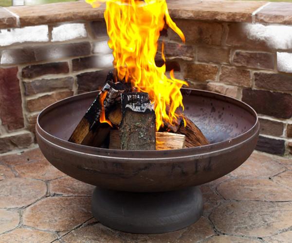 "Ohio Flame 30"" Diameter Fire Pit"
