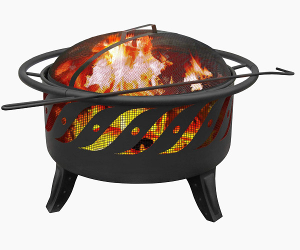 Landmann Patio Lights Firewave Fire Pit