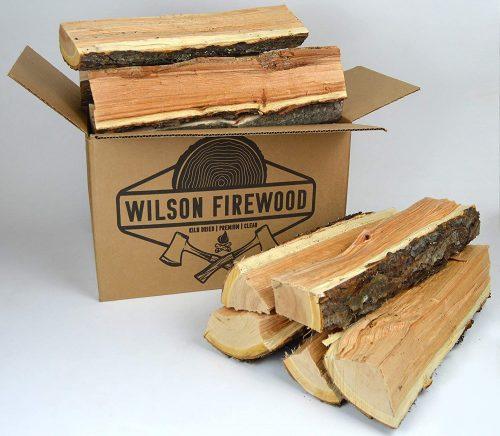 Wilson Enterprises - Cherry Firewood Review
