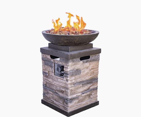 Bond Manufacturing Newcastle Propane Fire Bowl