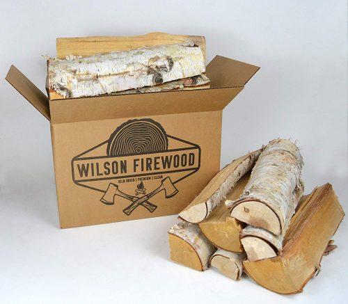 Wilson Enterprises - Split Firewood, White Birch Review