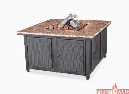 Uniflame Endless Summer GAD1200B Gas Outdoor Firebowl