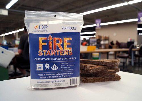 OP Social Enterprises Fire Starters
