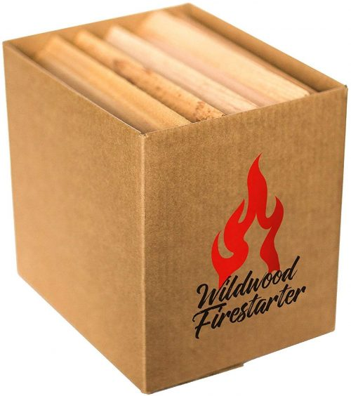 Wood Fire Grilling Co. Kiln-Dried Boxed Kindling
