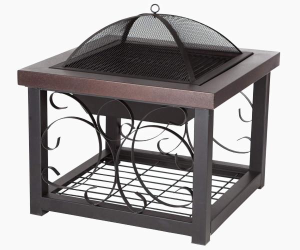 Fire Sense Cocktail Table Fire Pit