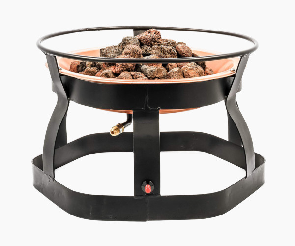 Camco 18-Inch Portable Deluxe Outdoor Fire Pit