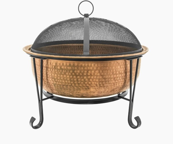 CobraCo - Best Vintage Copper Fire Pit