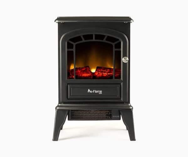 e-Flame USA Aspen Electric Portable Fireplace Stove