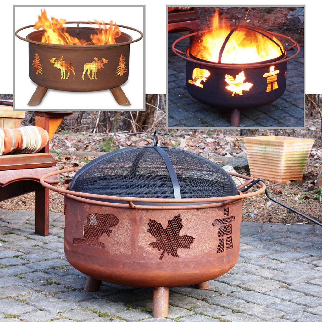 Great Canadian Fire Pit