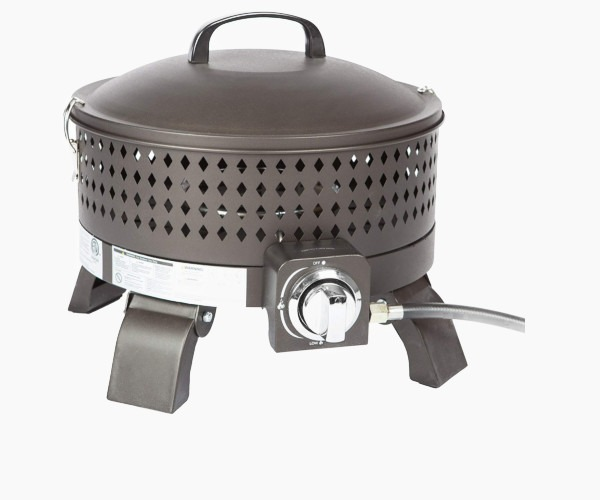 Fire Sense Sporty Campfire Portable Gas Fire Pit
