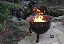 Best Cast Iron Fire Pits