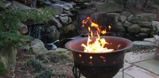 Best Cast Iron Fire Pits
