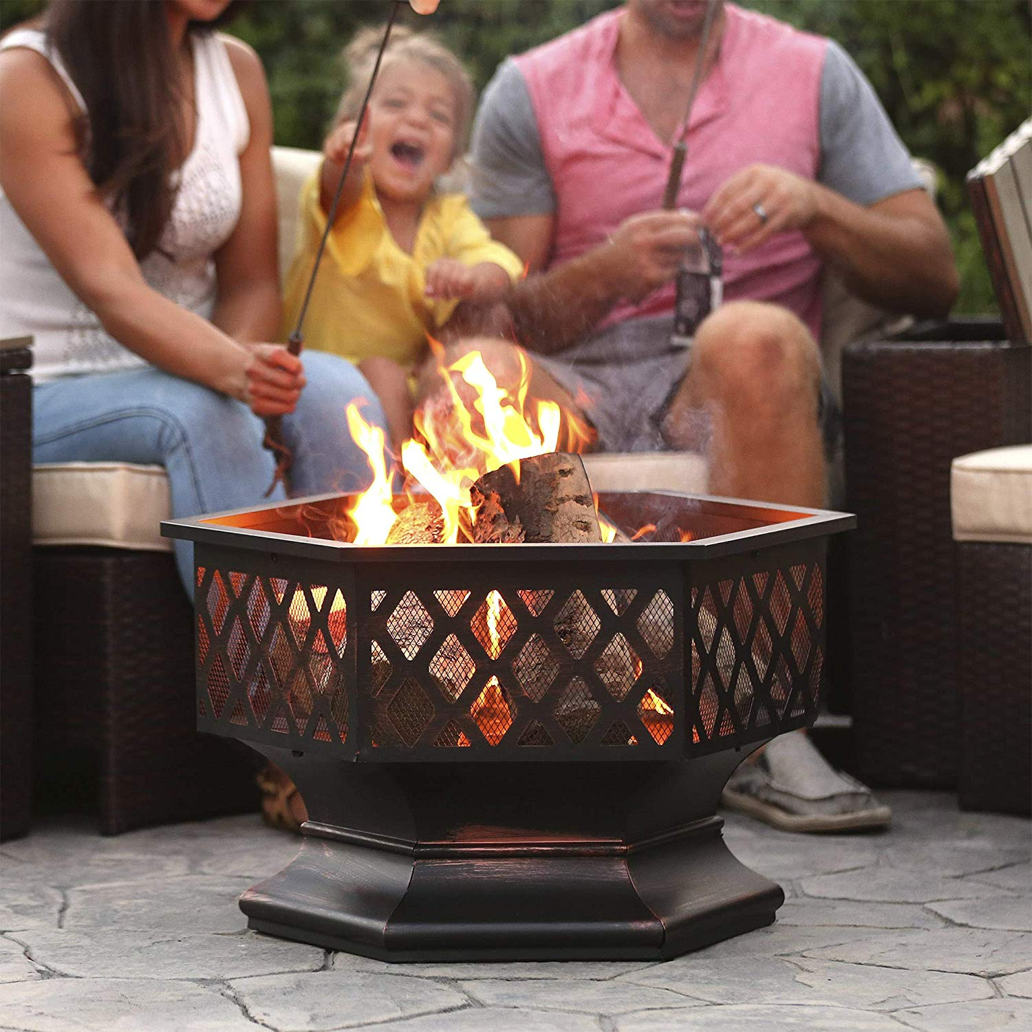 17 Best Cheap Fire Pits Under 100 Firepitmag