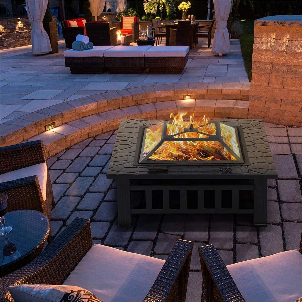 Best Square Fire Pits