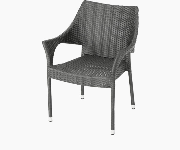 Great Deal Furniture Alameda Outdoor Wicker Chairs