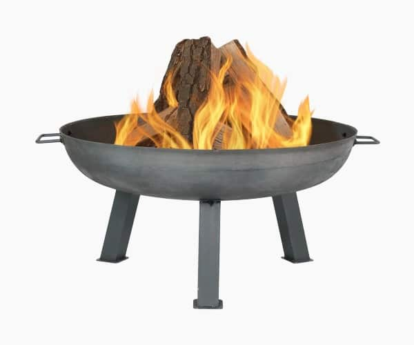 Ocala Union Rustic Cast Iron Fire Pit Bowl by Sol 72 Outdoor