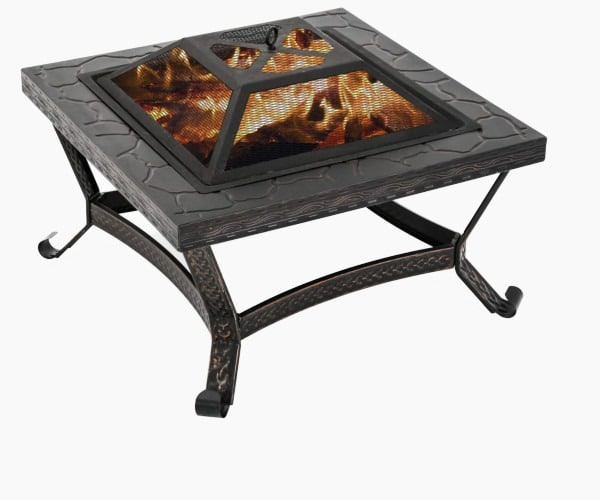 BestMassage Outdoor Fire Pit