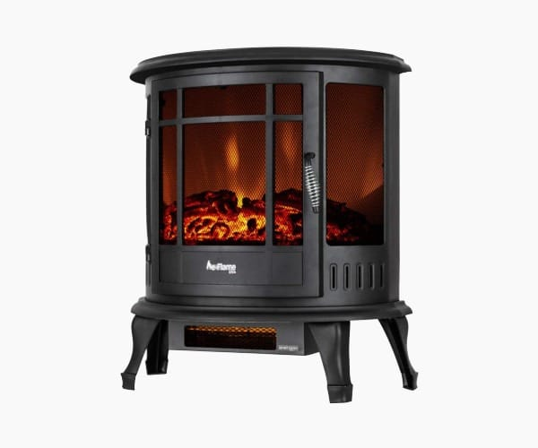 e-Flame USA Regal Portable Electric Fireplace Stove