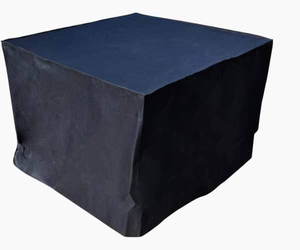 Quickflame Gas firepit Cover 31 inches by 31 inches