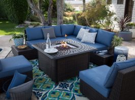 Best Fire Pit Table Sets