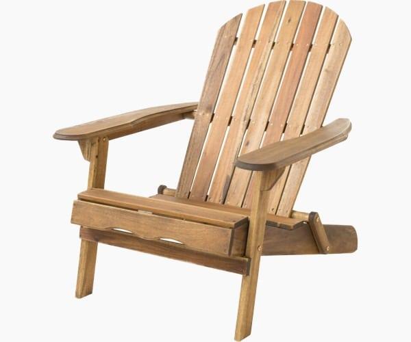 Ridgeline Solid Wood Folding Adirondack Chair by Birch Lane Heritage