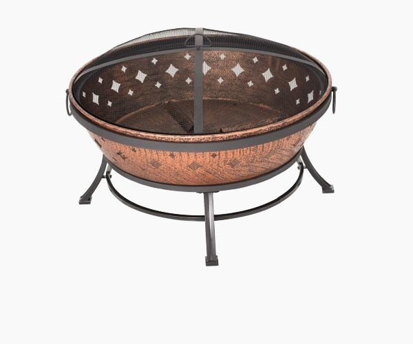 6. Sunjoy - Best Overall Copper Fire Pit