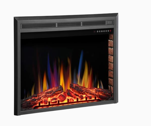 "R.W.FLAME 36"" Electric Fireplace Insert"