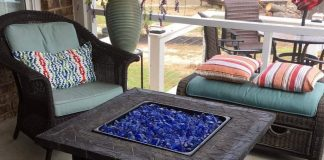 Blue Rhino Outdoor Propane Gas Fire Pit Review