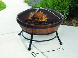 DeckMate 991049 Fireplace Review