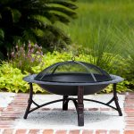 Fire Sense Roman Fire Pit Review