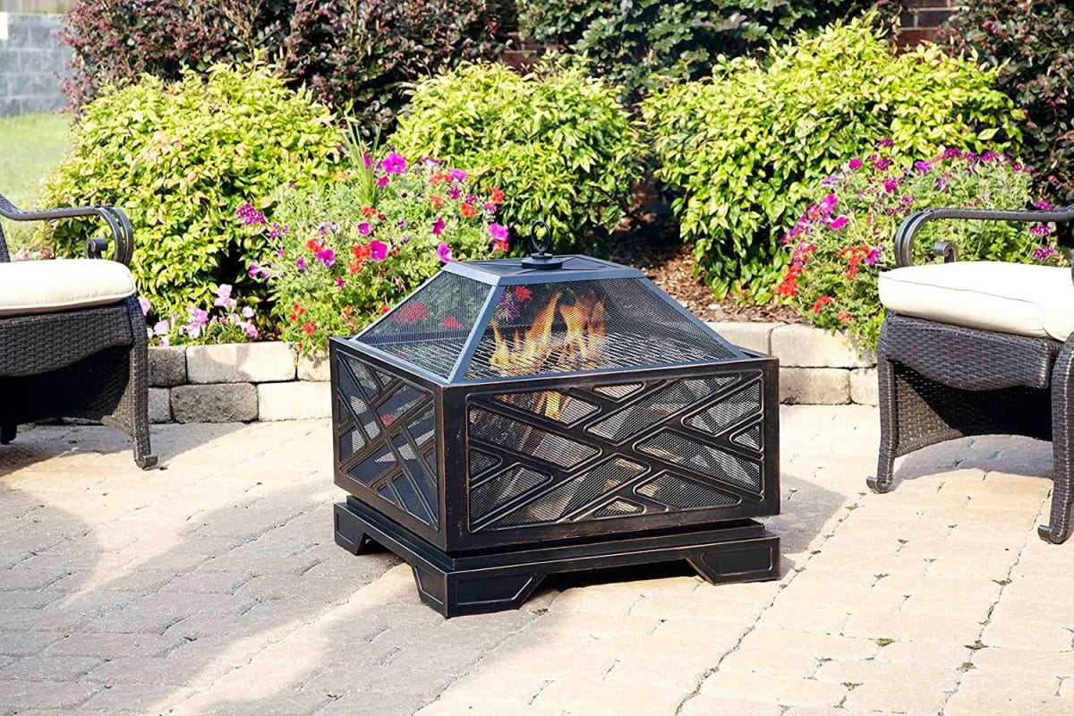 Pleasant Hearth Martin Extra Deep Fireplace Review