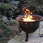 "Catalina Creations 29"" Heavy Duty Cast Iron Fire Pit Review"