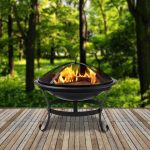 Sorbus Fire Pit Bowl Review