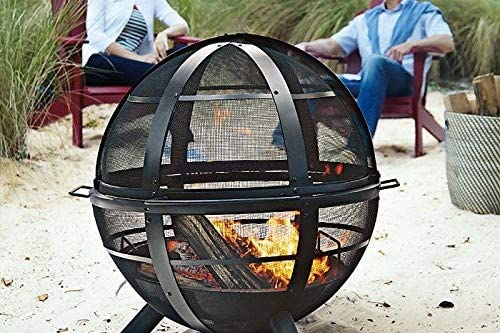 Landmann USA 28925 Ball of Fire Outdoor Fireplace Review