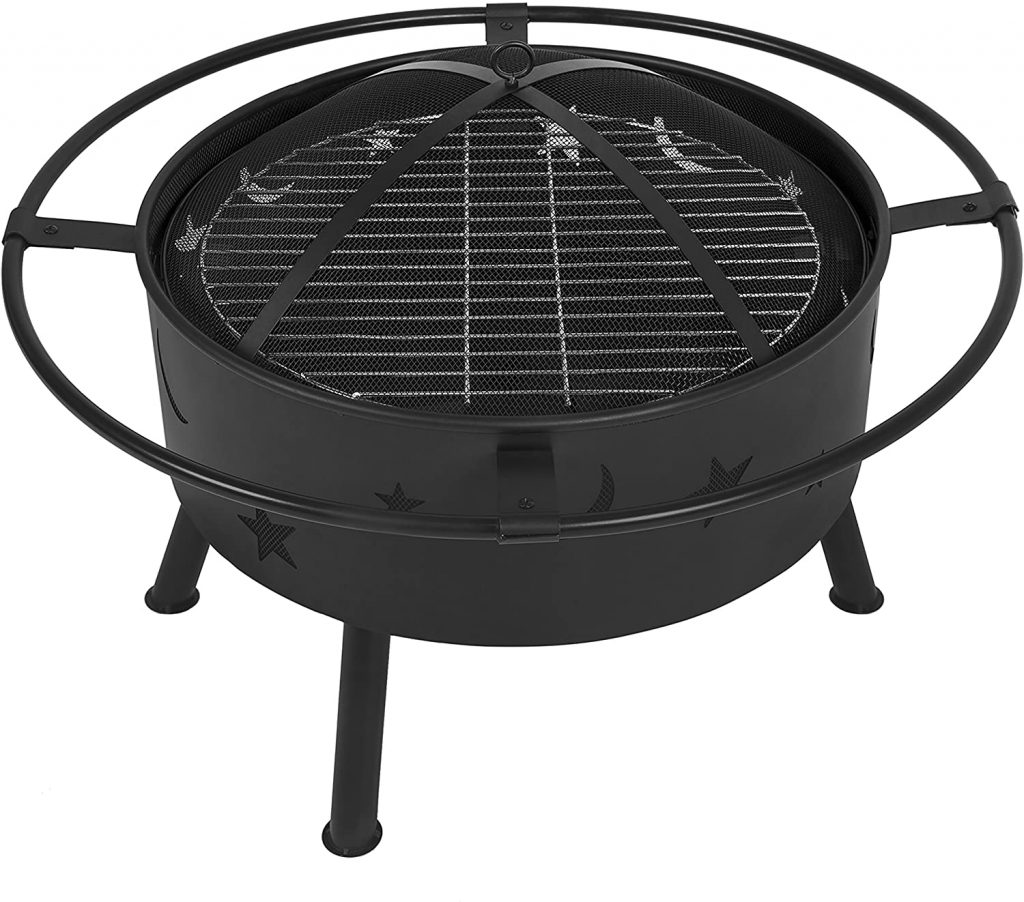 Best Choice Products 30in Outdoor Patio Fire Pit Review