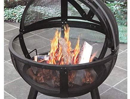 Landmann USA 28925 Ball of Fire Outdoor Fireplace Review