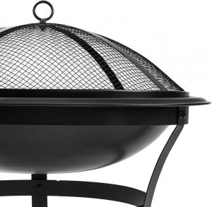 Sorbus Fire Pit Bowl Review