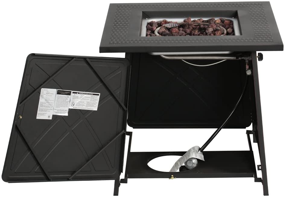 BALI OUTDOORS Firepit Review