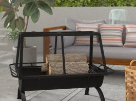 Lewisville Steel Firepit Review