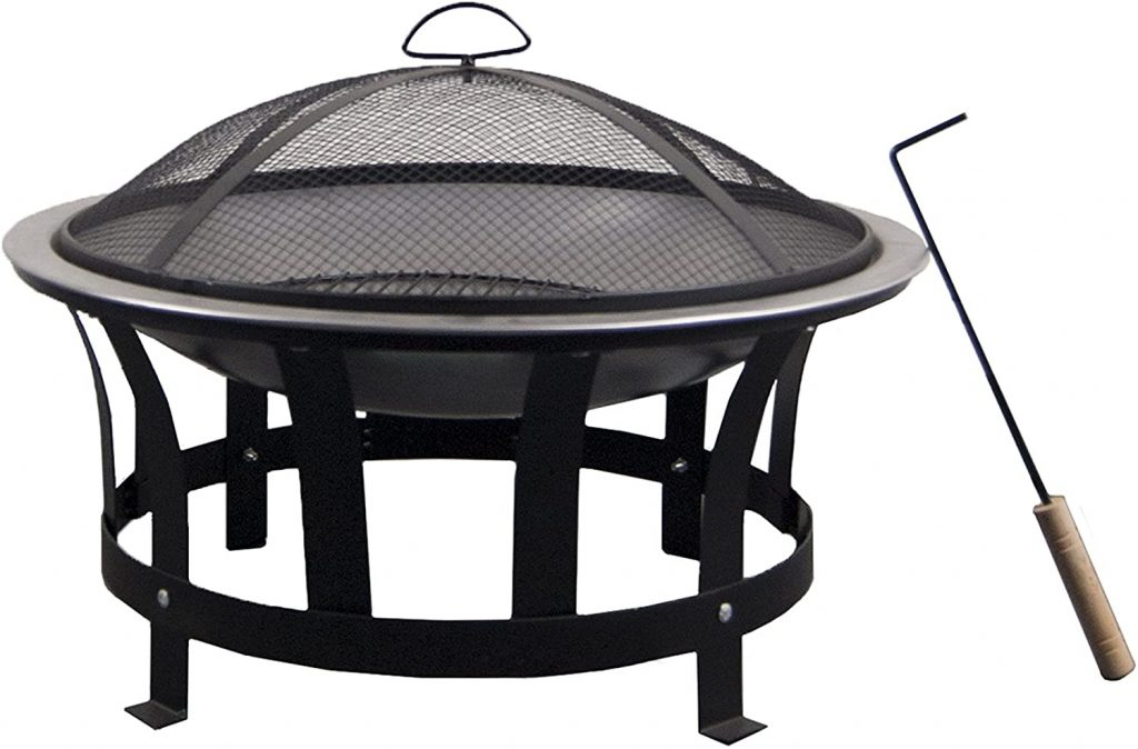 Astella Monolith Steel Wood Burning Fire Pit Review